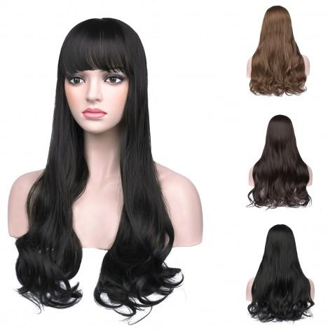 Dámské tupé Effecta long curl