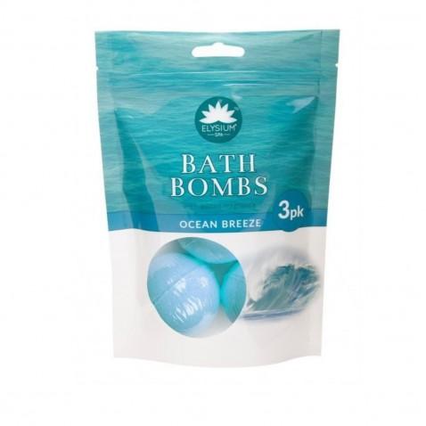 Elysium SPA Bomby do koupele Ocean 3x50g koule