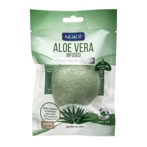 Nuagé Skin Houbička na obličej s Aloe Vera