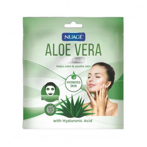 Nuagé Hydratační pleťová maska Aloe Vera