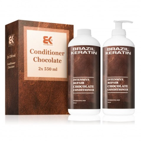 Brazil Keratin Conditioner Chocolate 2 x 550 ml