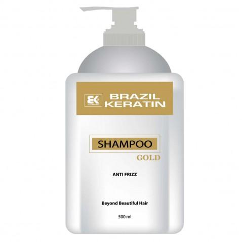 Brazil Keratin Shampoo Gold 500 ml
