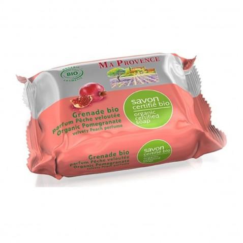 Přírodní bio mýdlo Ma Provence – granátové jablko, 75g
