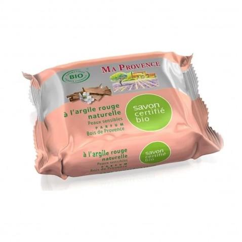 Přírodní bio mýdlo Ma Provence – dřevo provence, 75g