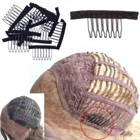 Vlasový parukový hřebínek