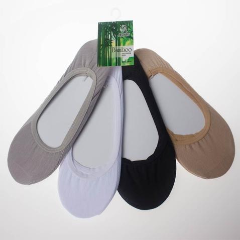 Balerínkové ponožky s bambusovým vláknem