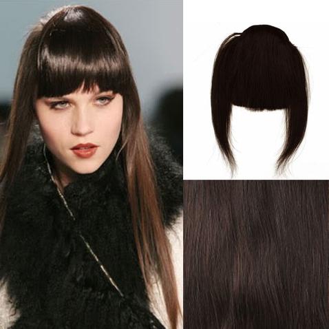 Clip in ofina – REMY 100% lidské vlasy - odstín 2