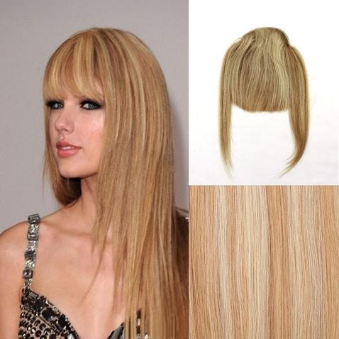 Clip in ofina – REMY 100% lidské vlasy - odstín 27/613