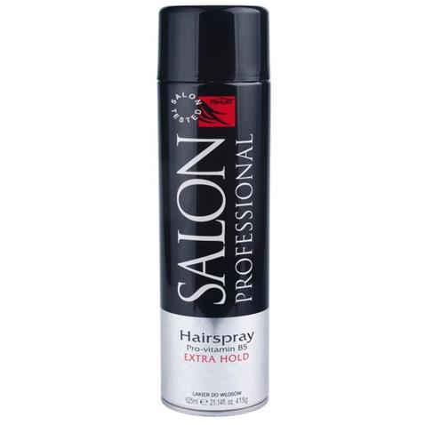 Profesionální lak na vlasy - extra tužící s Pro Vitaminem B5