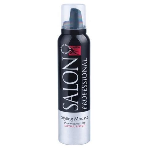 Profesionální tužicí pěna na vlasy s Pro Vitaminem B5