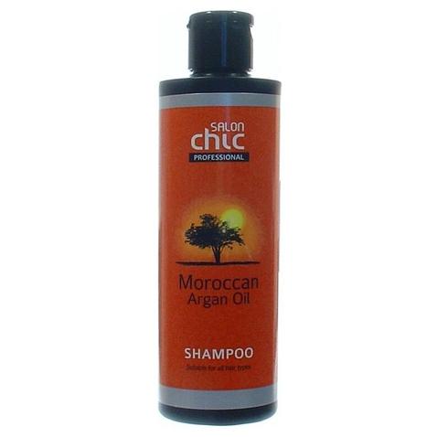 Salon Chic Argan Oil vlasový šampon s arganovým olejem, 250 ml