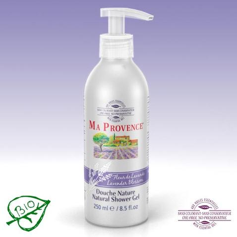 Bio sprchový gel Ma Provence Levandule, 250ml