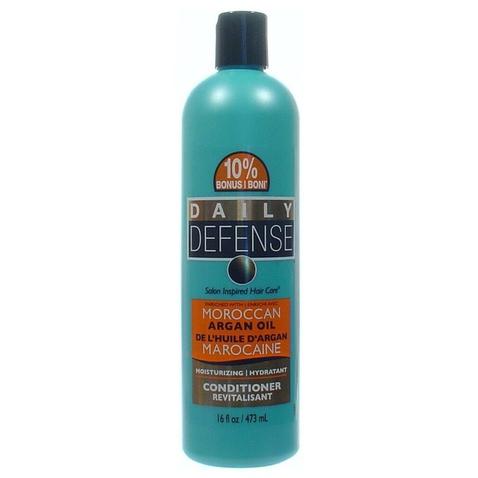 Daily Defence vlasový kondicioner s arganovým olejem, 473 ml