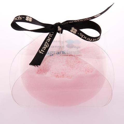 Fragrant luxusní masážní mýdlová houba - Issey Woman