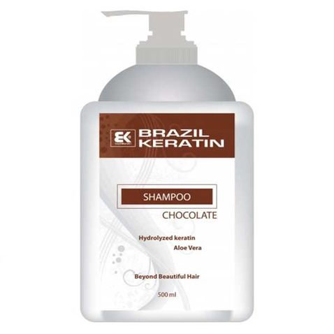Brazil Keratin Chocolate šampon 500 ml