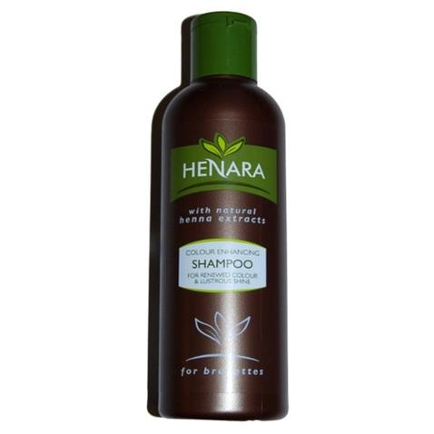 Henara - vlasový šampon pro brunety, 250 ml