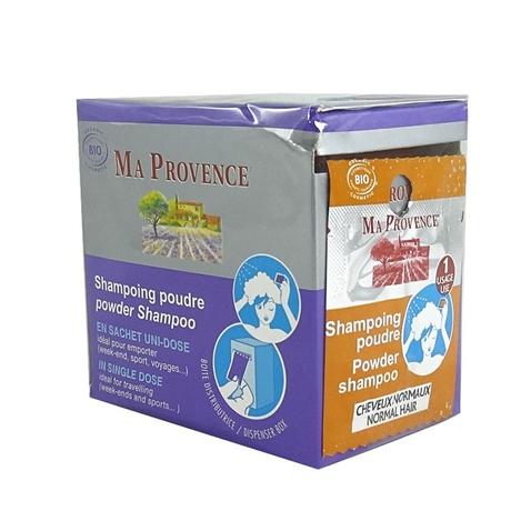 Práškový šampon Bio Ma Provence na normální vlasy
