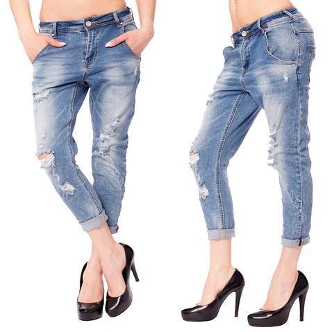 Dámské 7/8 džíny - Street Jeans