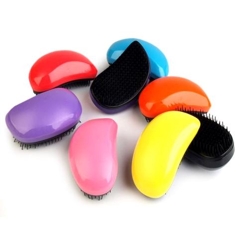 Rozčesávací kartáč na vlasy