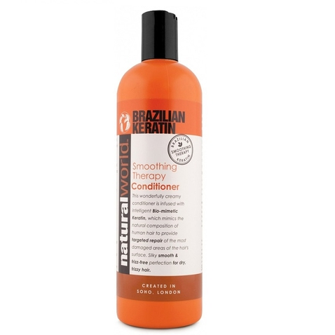 Natural World Brazil keratin kondicionér, 500 ml