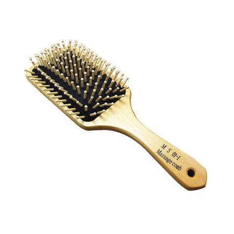 Rozčesávací masážní kartáč na vlasy
