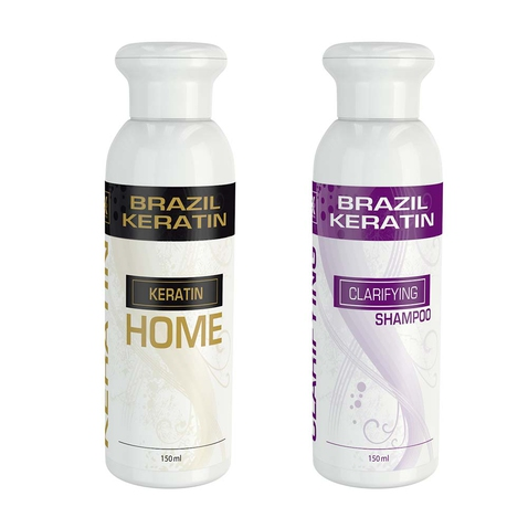 Brazil Keratin Beauty Keratin Home Set