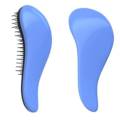 Dtangler rozčesávací kartáč na vlasy - Blue