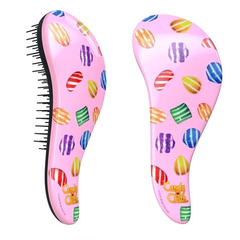 Dtangler rozčesávací kartáč na vlasy dětský - Pink