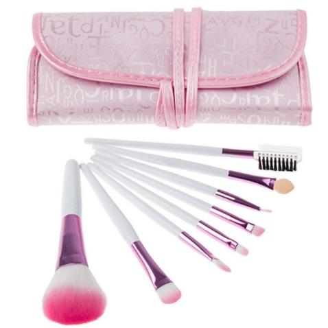 Sada kosmetických štětců - Pink Woman