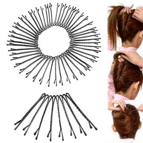 Sponky do vlasů - pérka - pinety - vlásenky