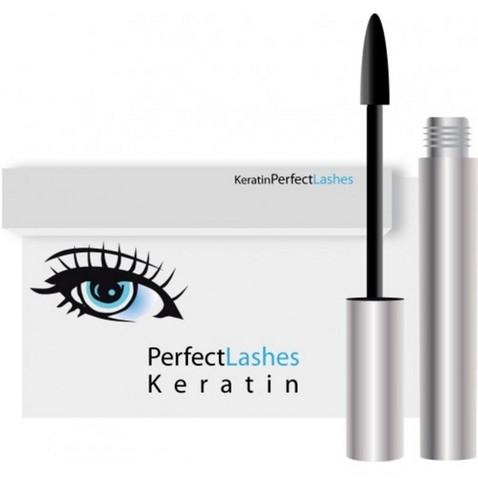 Brazil Keratin Perfect Lashes – výživné sérum na řasy