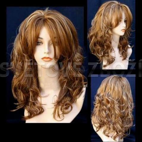 Paruka Tiffany GS-2169 - melír 27H613