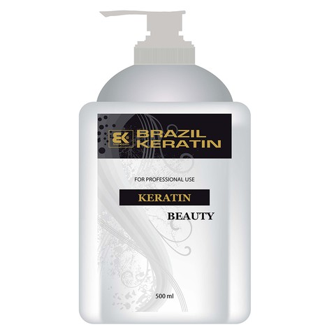 Brazil Keratin Beauty Keratin 500 ml