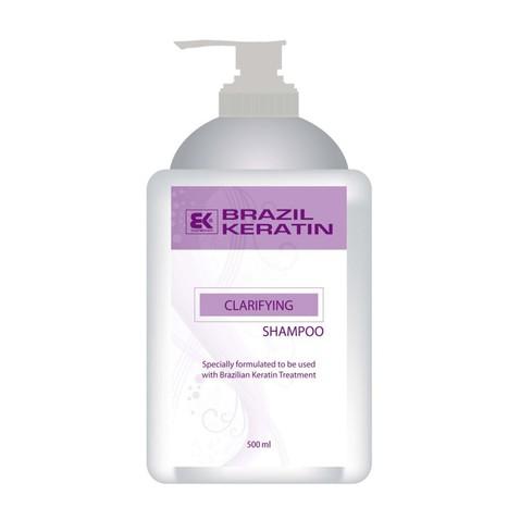 Brazil Keratin Claryfing šampon 500 ml