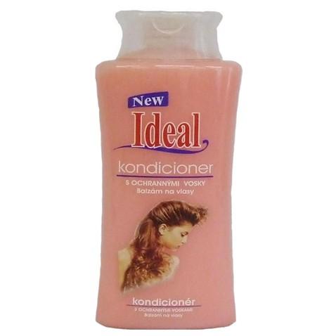 Balzám na vlasy s ochrannými vosky - Ideál, objem: 500 ml