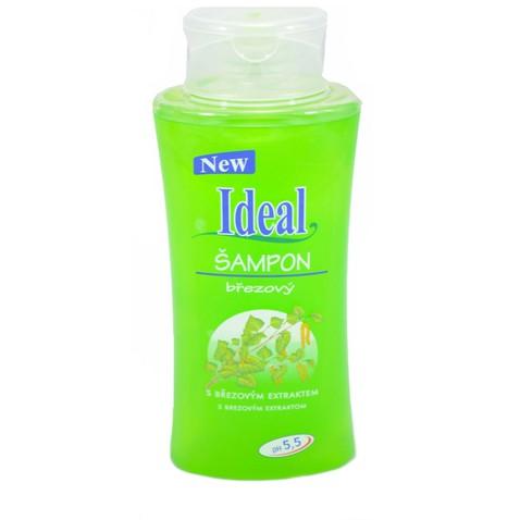 Březový šampon - Ideál, objem 500 ml