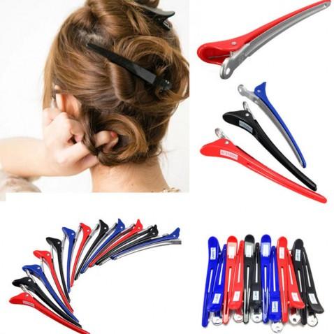 Sada kadeřnických spon do vlasů - 12 ks