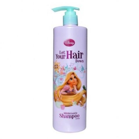 Dětský šampon a sprchový gel 2v1 Rapunzel Mild & Gentle 500 ml