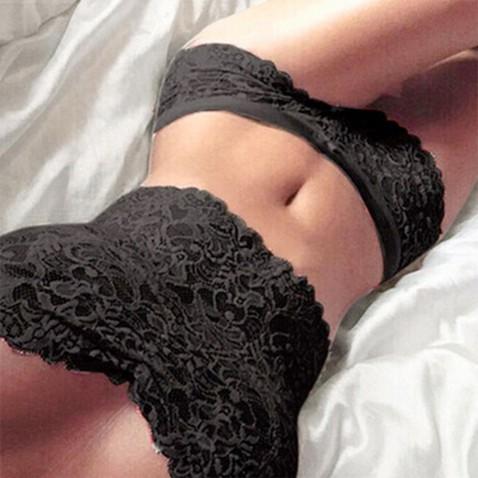 Krajková souprava spodního prádla - Casiopea Black