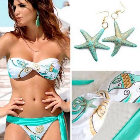 Dámské dvoudílné plavky Ocean Star